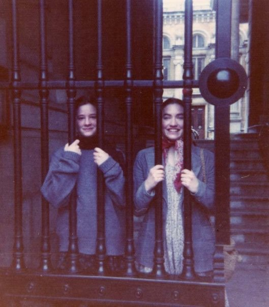 Suzie and Leslie Anderson, Oxford 1974-1a